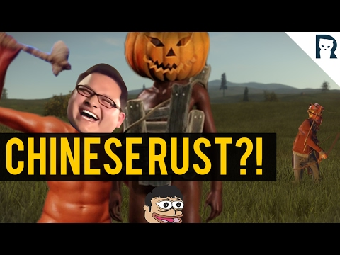 How to deal with Chinese Rust gang - Lirik (Night) Stream Highlights #14
