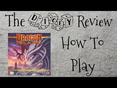 Dragon Island - A Dicey Walkthrough!