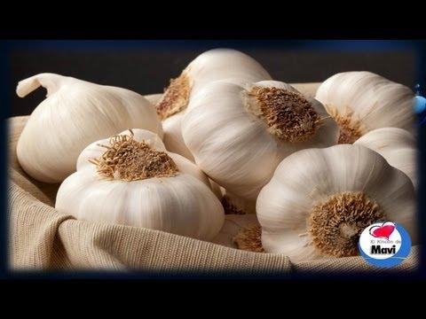 Beneficios y propiedades curativas del ajo - ¿Para que sirve el ajo?