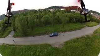 preview picture of video 'RC Quadro | polítání Praha (Modřany (Mezi Vodami, Nad Vinicí, Lodnická), Smíchov (Kartouzská))'