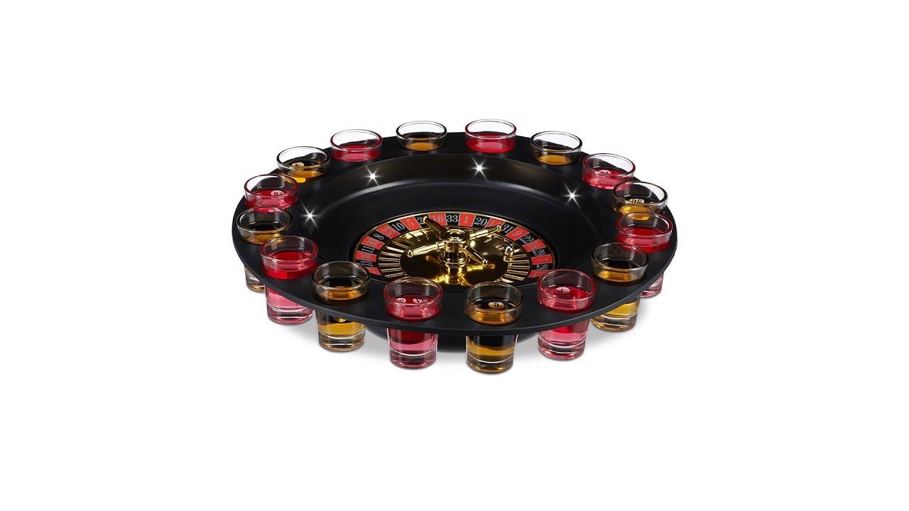 Video von: Roulette Trinkspiel mit LED-Funktion