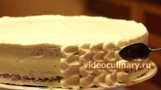 Простой способ элегантного украшения торта - Рецепт Бабушки Эммы