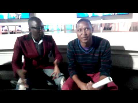 Gasper Ngulube Build Up with Peter @SuperSport Studios on 7th July, 2016