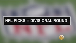 CBS Local Sports Weekly Picks for Divisional Round