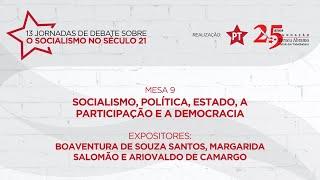 #aovivo | A luta pelo socialismo na América Latina | Mesa 9