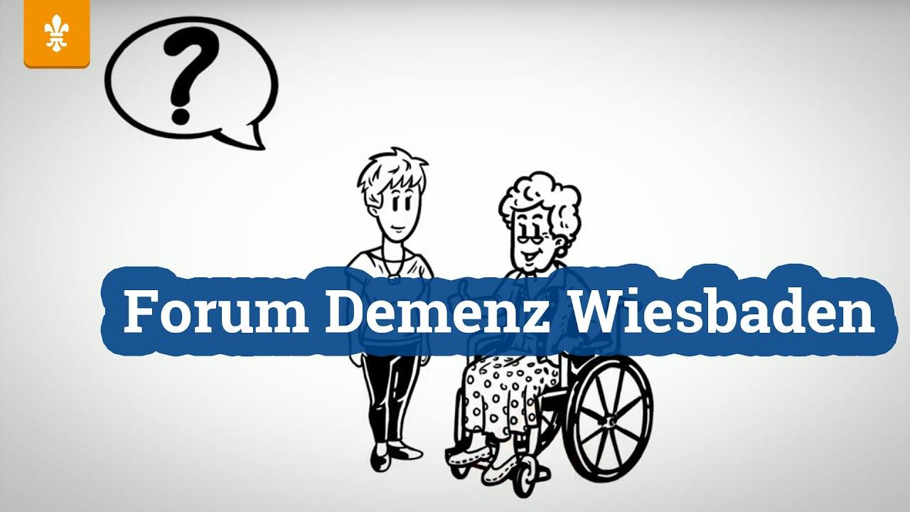 Erklärfilm zum Forum Demenz Wiesbaden