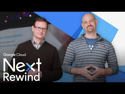 Moving Existing Applications to Google Cloud Platform (Next '17 Rewind)