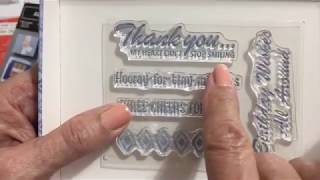 Stampin' Up! Seriously, You're the Best for quick and easy cards