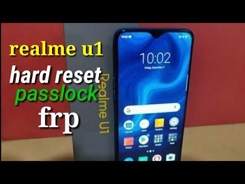 Realme U1 Lock Solution - Tech in Hindi - Video - 4Gswap org