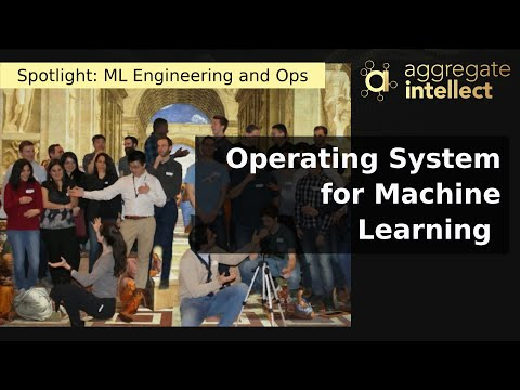 Operating System for Machine Learning