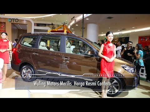 Wuling Motors Merilis Harga Resmi Confero I OTO.COM