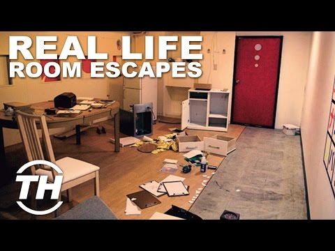 Toronto's BEST Real Escape Game | Real Life Room Escapes