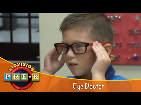 Download Take A Field Trip To An Eye Doctor | KidVision Pre-K HD Mp4 3GP Video and MP3
