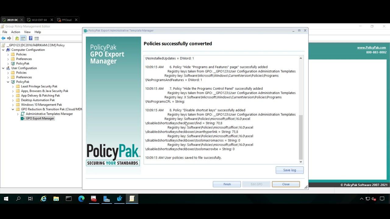 PolicyPak Cloud + GPPrefs and Your MDM Service!