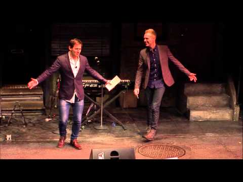 Art, artists and the age of Youtube composers | Benj Pasek & Justin Paul | TEDxBroadway