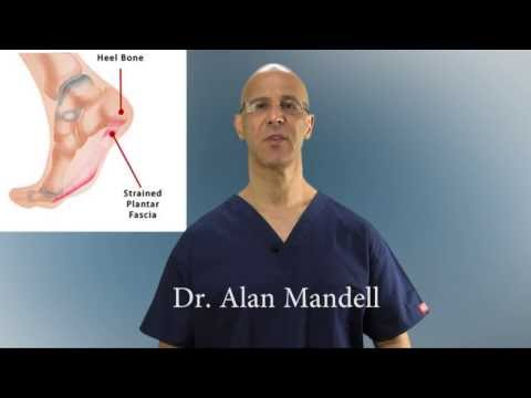 Video HEAL Heel Spurs & Plantar Fascitis (Know the Facts) - Dr Mandell