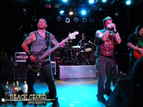 Black Cloud Syndrome Performing '' Planet X'' at Mcguffy's House Of Rock