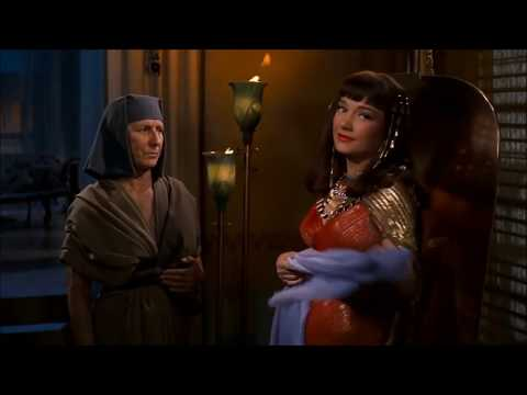 "Nefretiri Kills Memnet - ""The Ten Commandments"" - Anne Baxter Mp3"