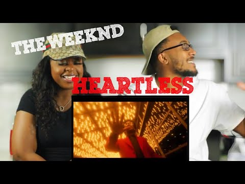 """The Weeknd -  """"Heartless"""" official video (reaction)"""