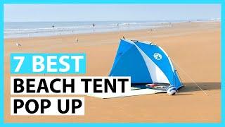 7 Best Beach Tent Pop Up 2021