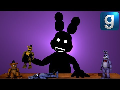Gmod FNAF 3 Fazbears Fright - Youtube Download