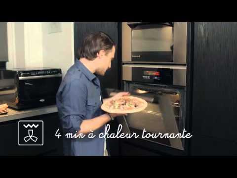 Conseils de préparation de votre DOLCE Pizza Sodebo