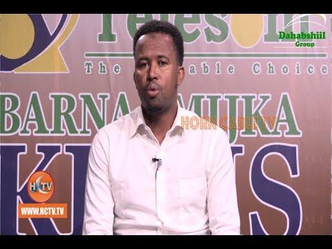 Barnaamijka KADIS Shirkadda Telesom HCTV Qaybtii 2AAD
