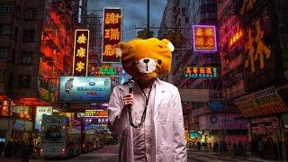 我在香港生病的日子