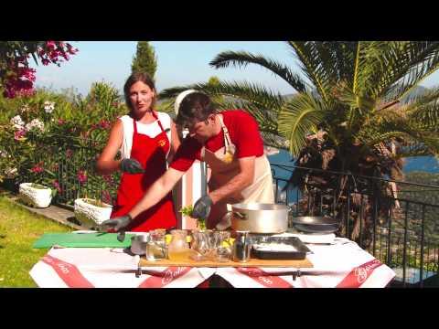 Греческие рецепты - Софрито по-корфиански видео