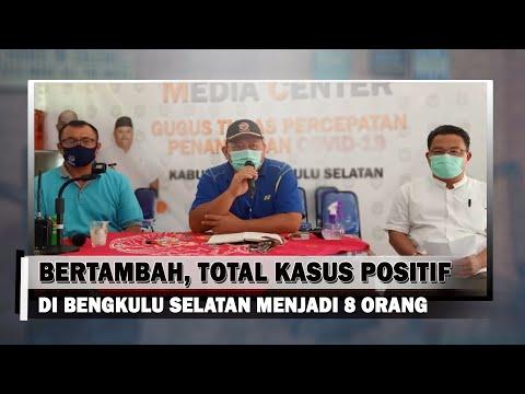 Bertambah, Total Kasus Positif Di Bengkulu Selatan Menjadi 8 Orang