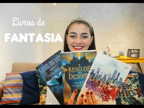 3 Livros para quem gosta de Fantasia | Livros & Fuxicos