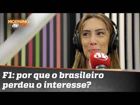 Por que muito brasileiro perdeu o interesse pela F1? Bianca Senna responde