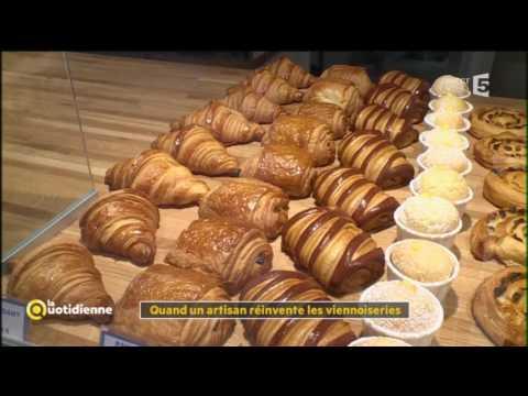 Quand un artisan réinvente les viennoiseries - La Quotidienne