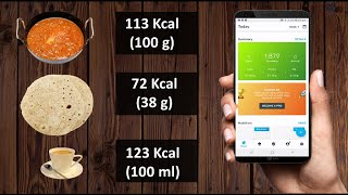 how to count calories to lose weight & muscle gain? | best calorie counter app for counting calories