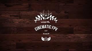 Cinematic drone fpv