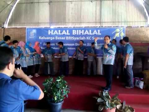 Yel Yel BRI Syariah KCP Pati 2015
