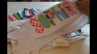Embroidery Applique Bean Stitch Applique Font Alphabet