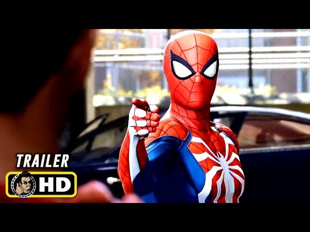 SPIDER-MAN (2018) - Game of the Year Edition Trailer [PS4