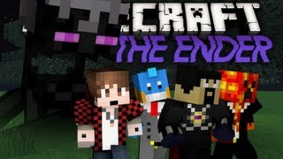 Minecraft Mini Game: Ender! I AM THE ENDER! w/ Bajan, Mudkip, AntVenom, & TBNR (2)