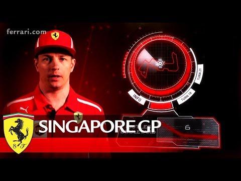 Singapore Grand Prix Preview – Scuderia Ferrari 2018