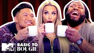 $85 Coffee & $1 Oysters ft. Tana Mongeau! | Basic to Bougie Season 3 | MTV