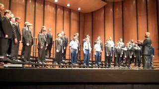 MHS Men's Choir- Tell My Father