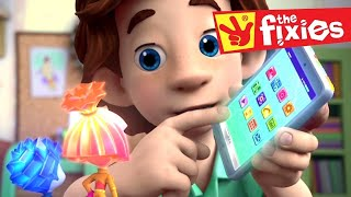 The Fixies English ★ The Fixiphone Plus More Full Episodes ★ Fixies English | Cartoon For Kids