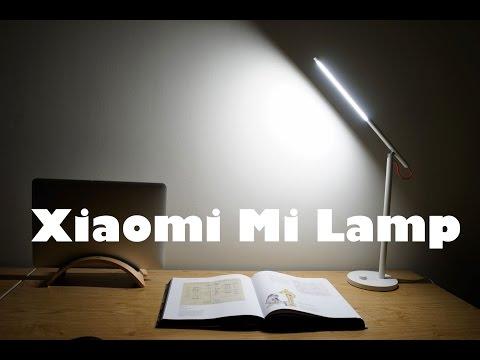 Xiaomi's Mi Smart LED Desk Lamp Review