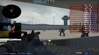 aim_botz 100 kills record [47.071] (M4A1-S no kevlar)