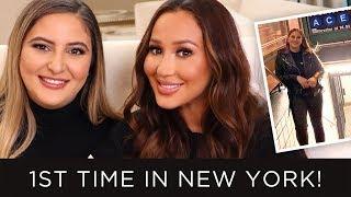 The Girls Take NEW YORK | Travel Vlog
