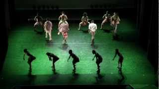 DANCE This 2012 Musical Theatre / 'FELA!'s Zombie'
