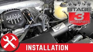 Replace Intake Manifold