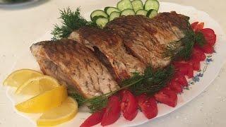 Как вкусно пожарить рыбу на сковороде? Готовим жаренного карпа!