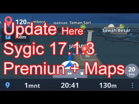 Sygic PC maps 6 2015 downloader Tuturial install - смотреть